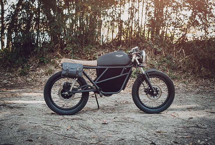 Electric Motorcycles News - Fly Free Smart Motorcycles - Smart Old Style