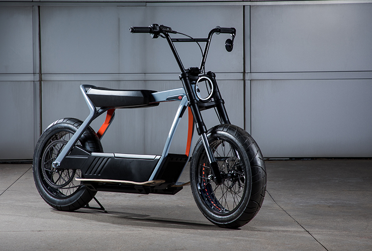 Electric Motorcycles News - Harley Davidson - concepts light electric vehicles
