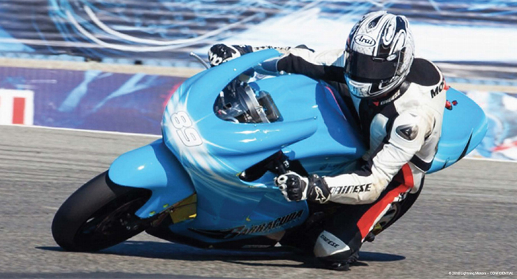Electric Motorcycles News - Steve Atlas - Lightning Motorcycles