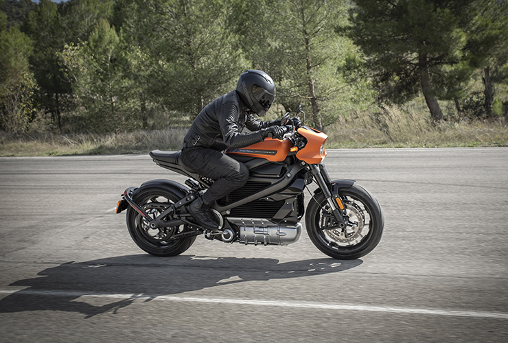 Electric Motorcycles News - Harley Davidson - LiveWire