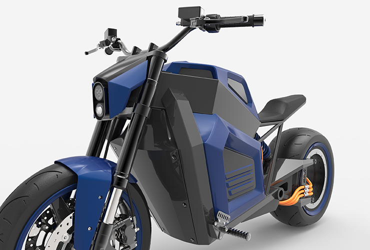 RMK Vehicle Corporation - E2 - Electric Motorcycles News