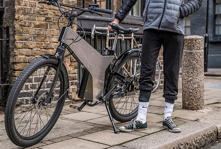 Electric Motorcycles News - ETT Industries - Rental E-bike