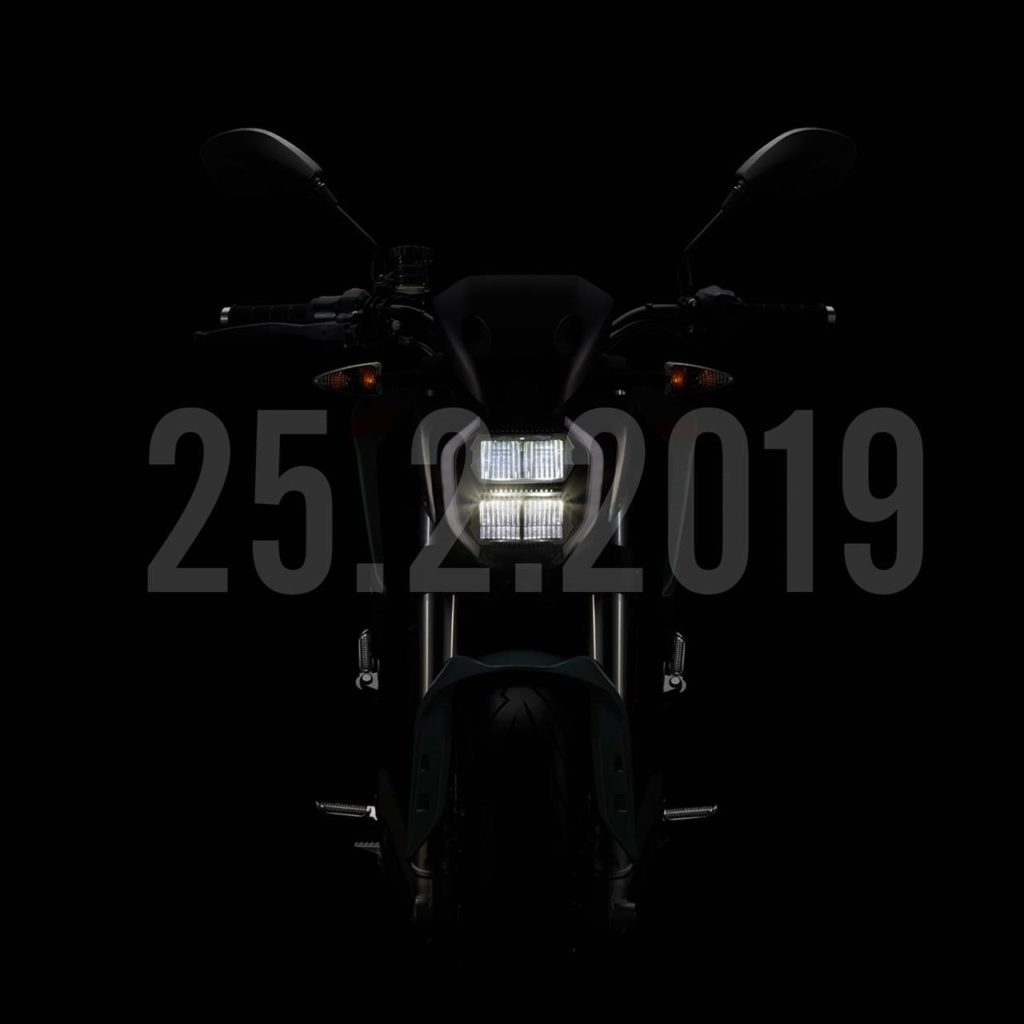 Zero Motorcycles Launch SR/F - Electric Motorcycles News