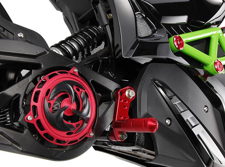 Artisan EV03 - Artisan Electric - Electric Motorcycles News