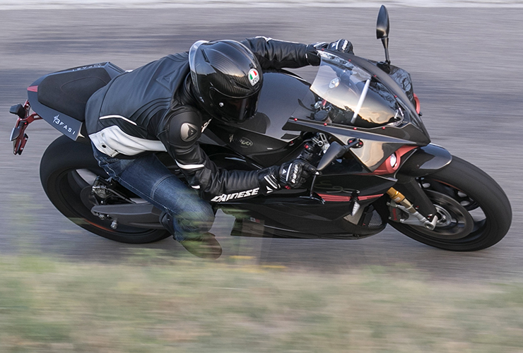 Open eSBK races - Electric Motorcycles News