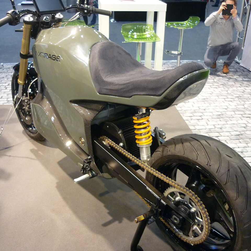NXT RAGE launch - NXT MOTORS - Electric Motorcycles News