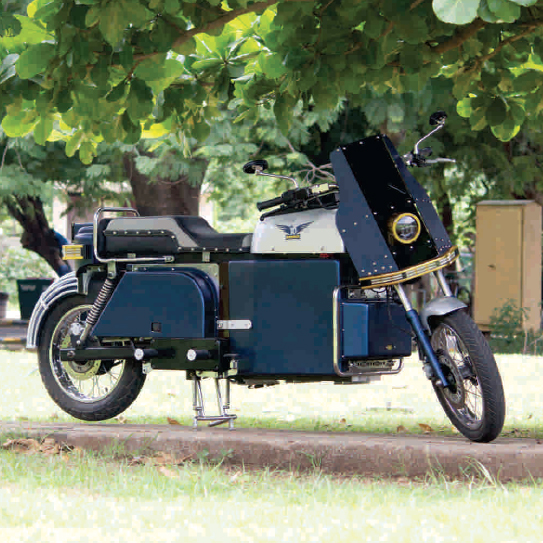Blacksmith Electric - Electric Motorcycles News
