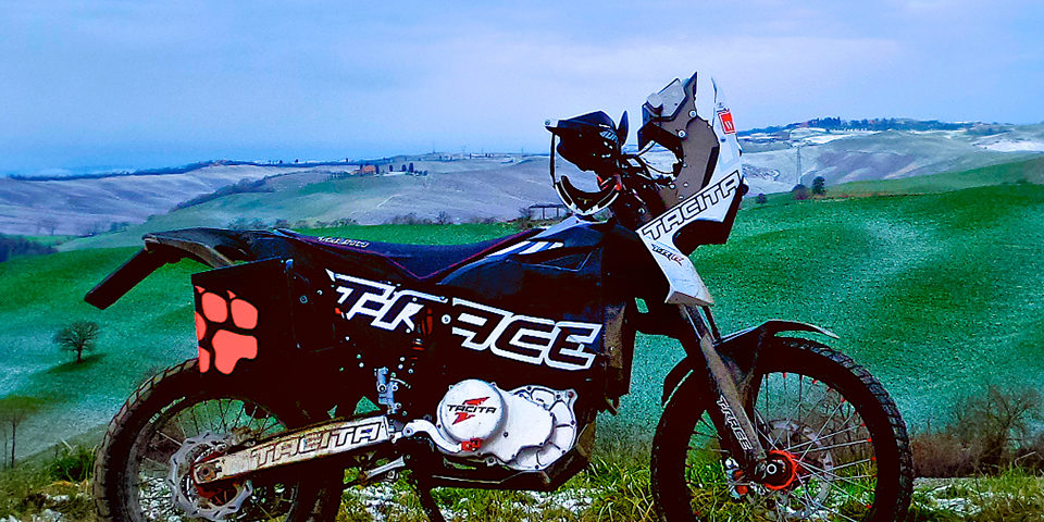 Tacita-T-Race-Rally long distance test - Electric Motorcycles News