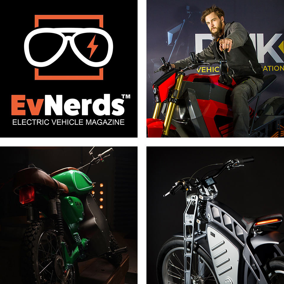 Electric Motorcycles News - EvNerds