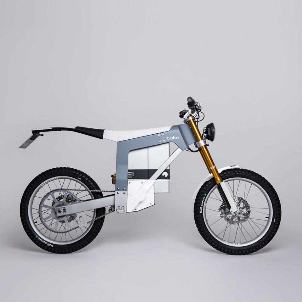 Electric Motorcycles News - Kalk& - street legal bike