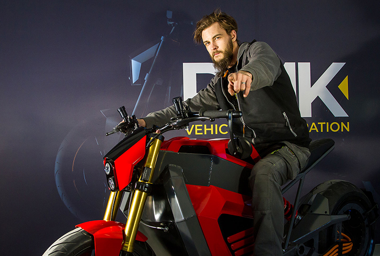 rmk-e2-electric-motorcycle - Electric Motorcycles News - EvNerds