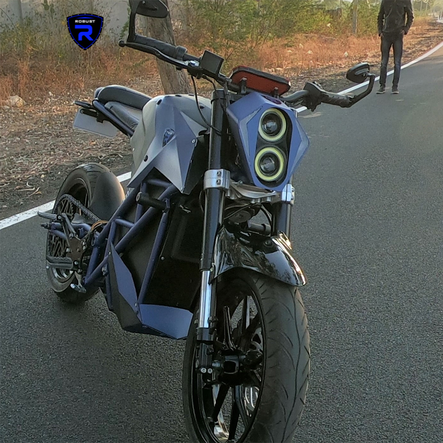 Robust Electric Vehicles - Electric Motorcycles News