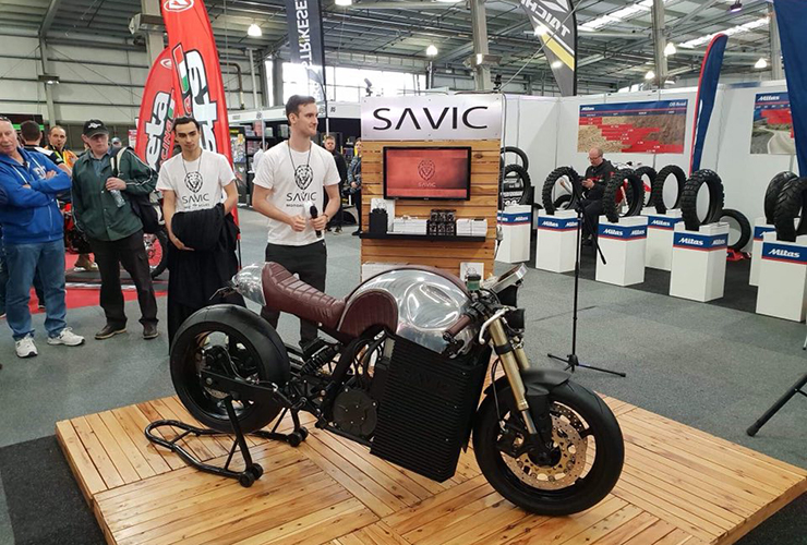 Electric Motorcycles News - Savic Motorcycles Australia