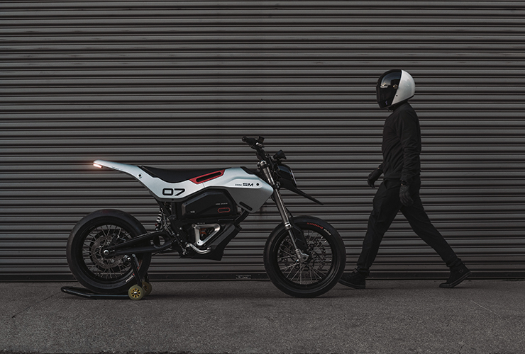 Electric Motorcycles News - Zero Motorcycles - Huge Design San Francisco