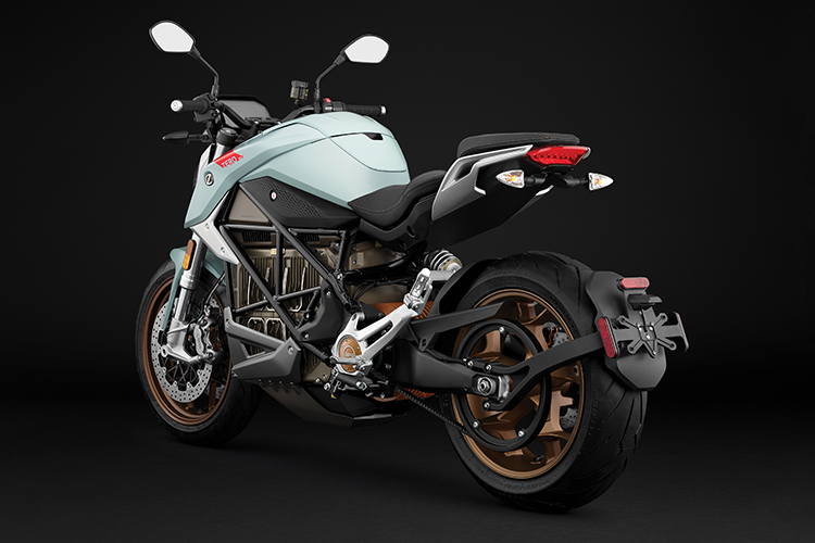 Zero Motorcycles launches new streetfighter Zero SR/F