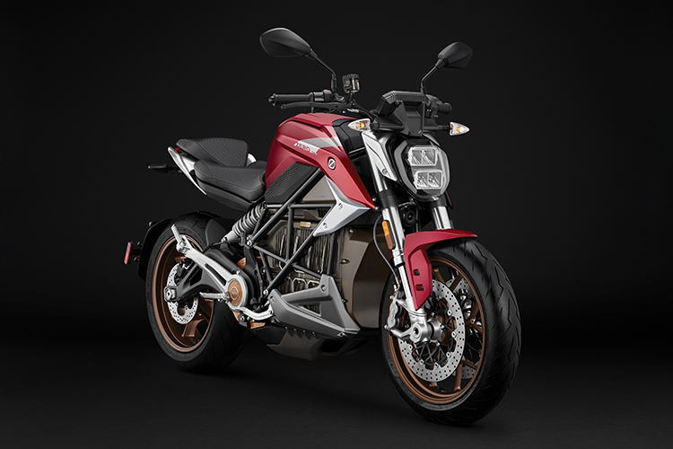 Zero SR/F - Zero Motorcycles - Electric Motorcycles News