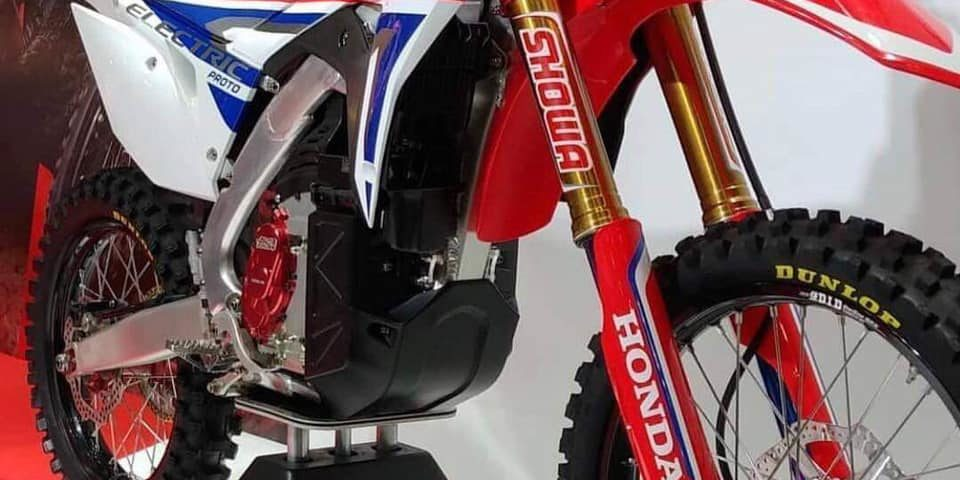 Honda CR-E Electric prototype - Electric Motorcycles News