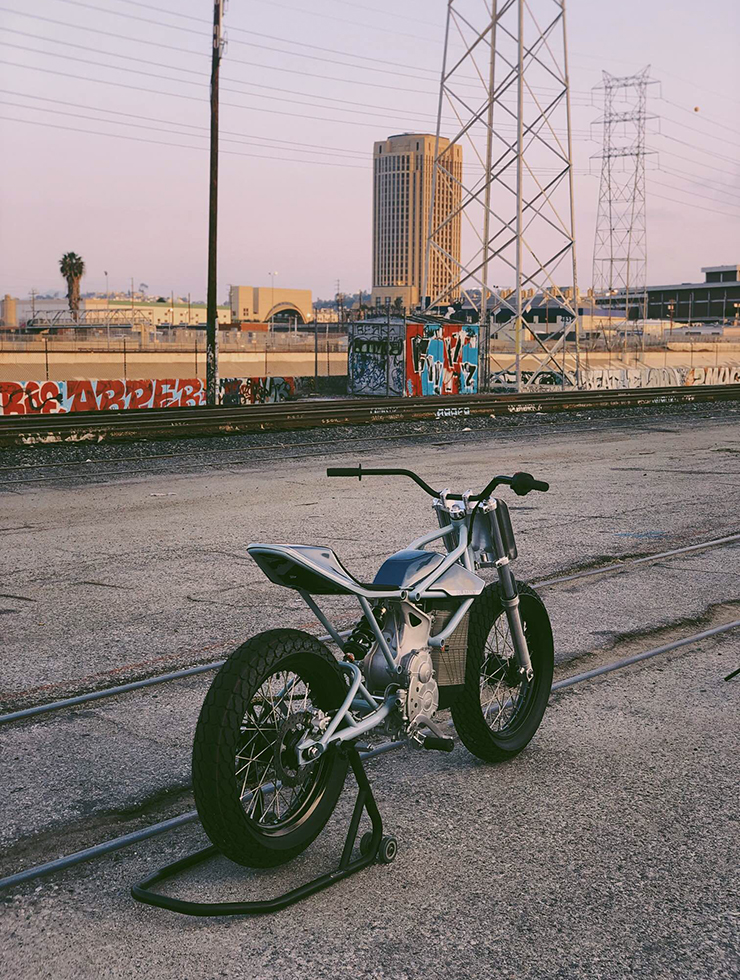 Blatant Moto | Electric Motorcycles News