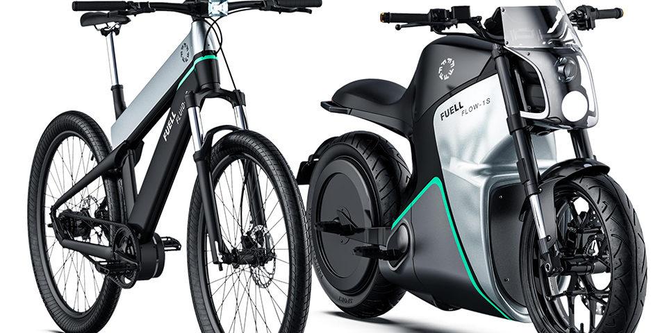 Erik Buell - Fuell - Flow e-motorcycle & Fluid e-bike - Electric Motorcycles News