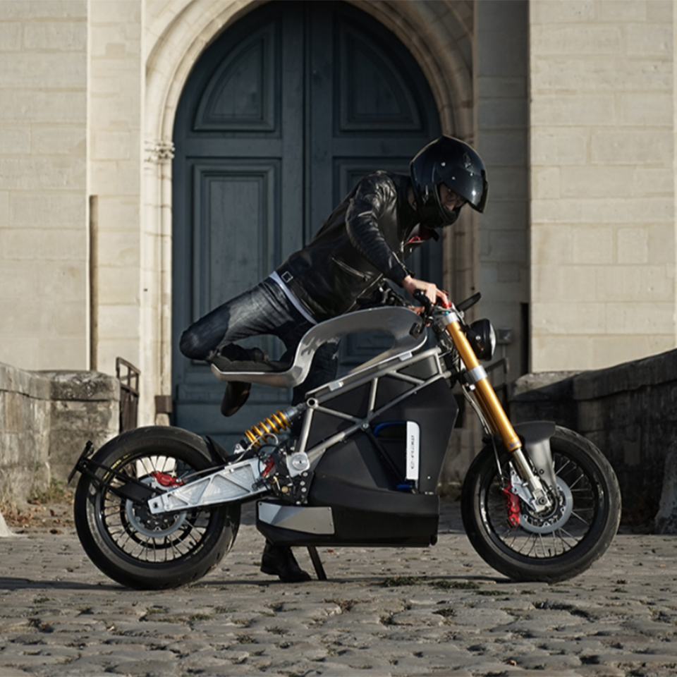 Essence Motocycles - Electric Motorcycles News