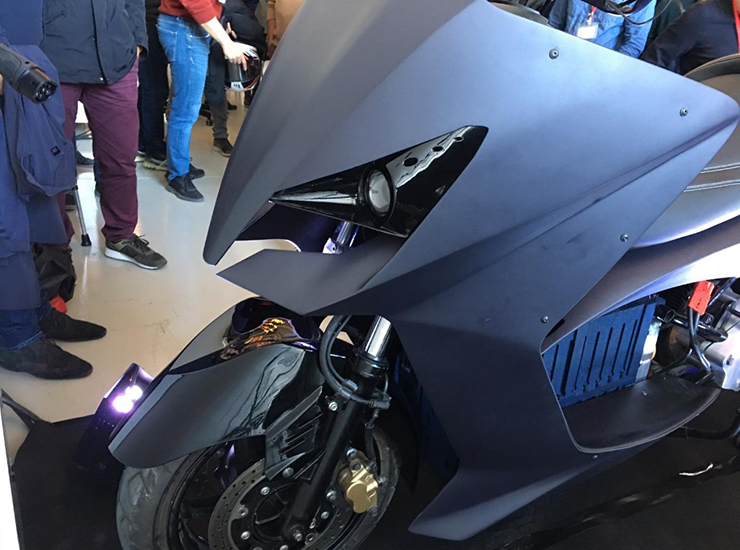 Ghatto - Electric Motorcycles News