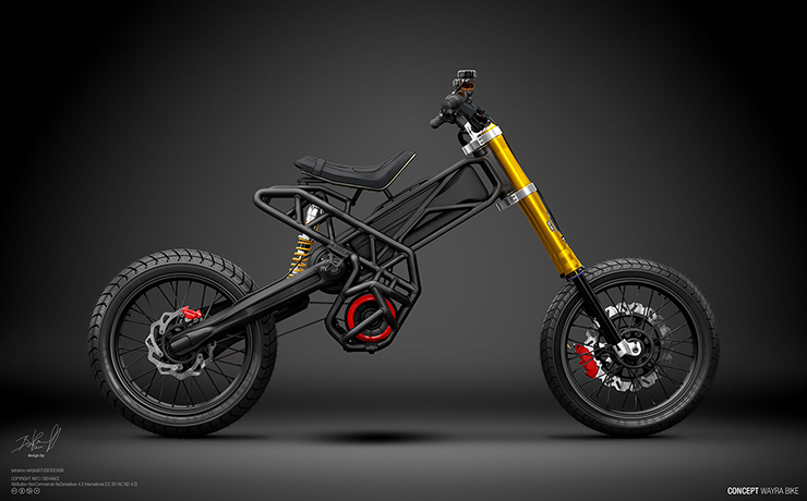 Wayra - Pablo Baranoff Dorn - Electric Motorcycles News