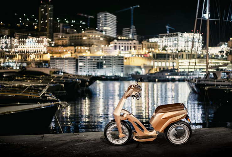 UJET Luxembourg - Electric Motorcycles News