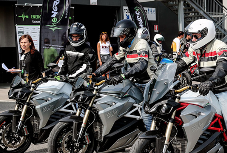 Energica Electric Academy - Electric Motorcycles News