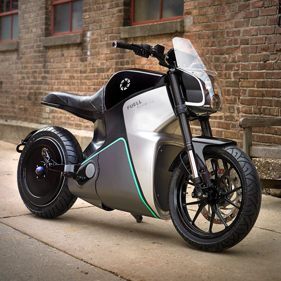 Fuell - Erik Buell - Electric Motorcycles News
