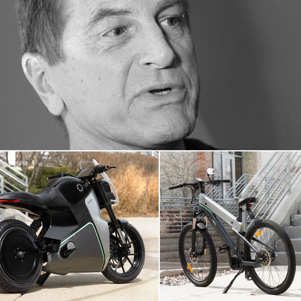 Meet-and-greet Erik Buell from Fuell in New York City