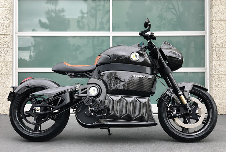 Lito Sora New Generation | Electric Motorcycles News