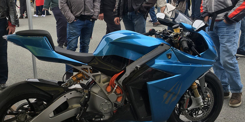 Lightning Strike  Electric Motorcycles News