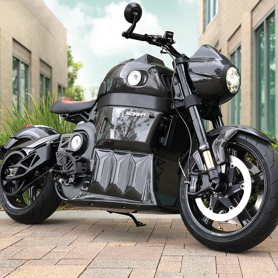 Lito Sora New Generation |Electric Motorcycles News