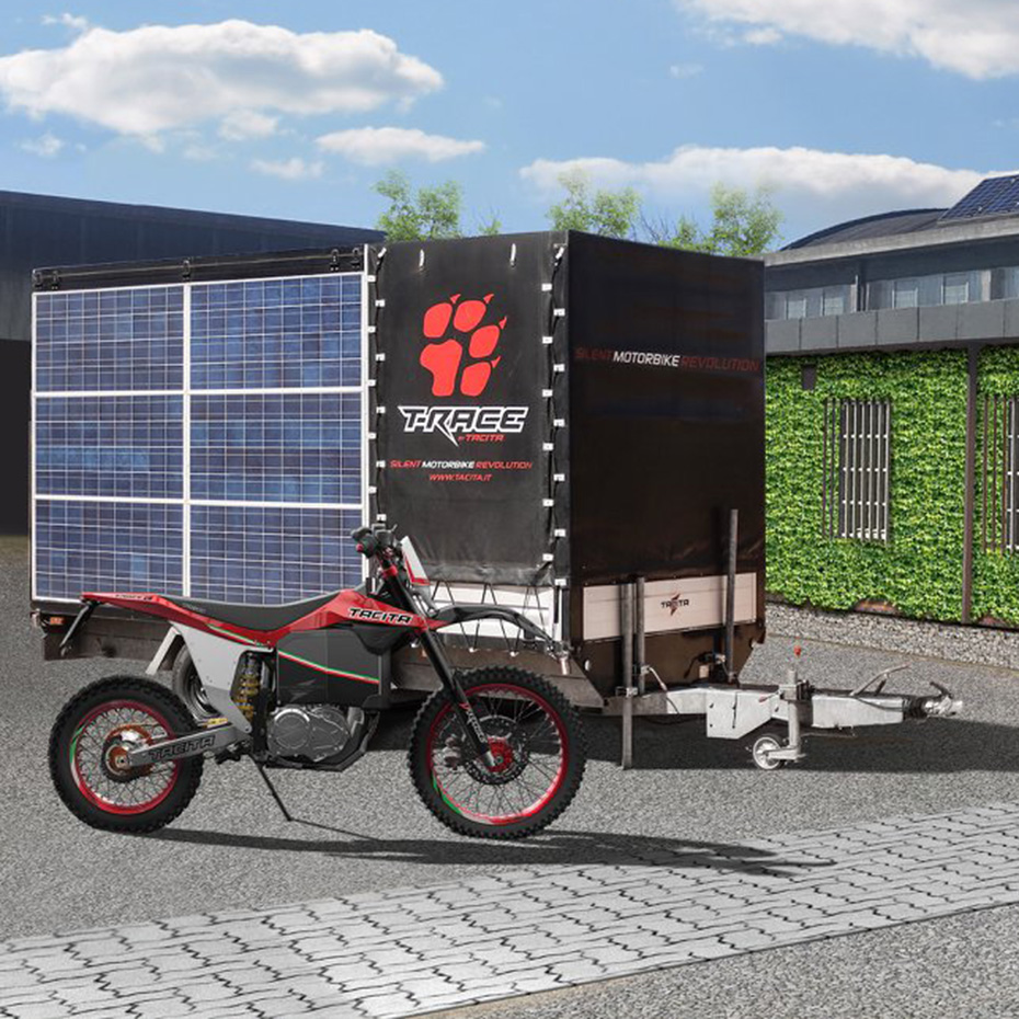 Tacite Electric Motorcycles headquarters | Electric Motorcycles News