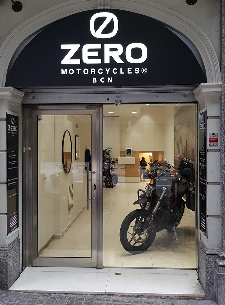 Zero Motorcycles Barcelona | Electric Motorcycles News