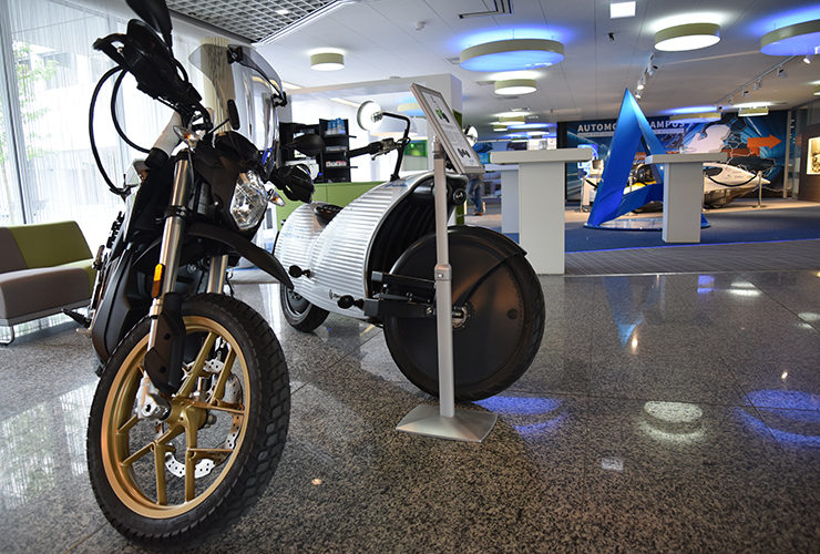 E-center | Electric Motorcycles News