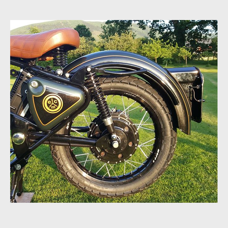 Photon electric classic motorcycle |electric motorcycles news