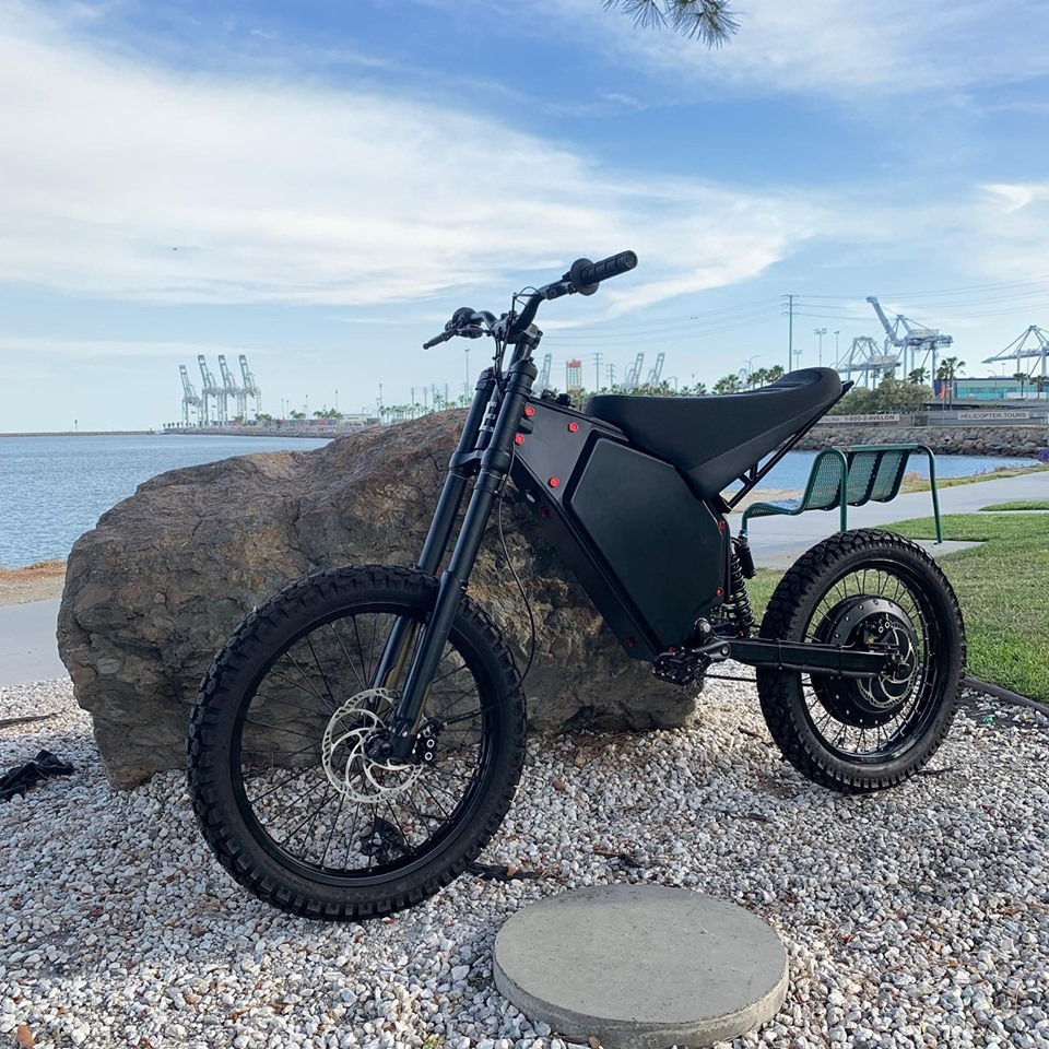 CAM Motorworks | CAB Recon | Electric Motorcycles News