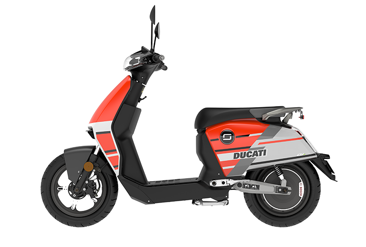 Super Soco CUx Limited edition Ducati