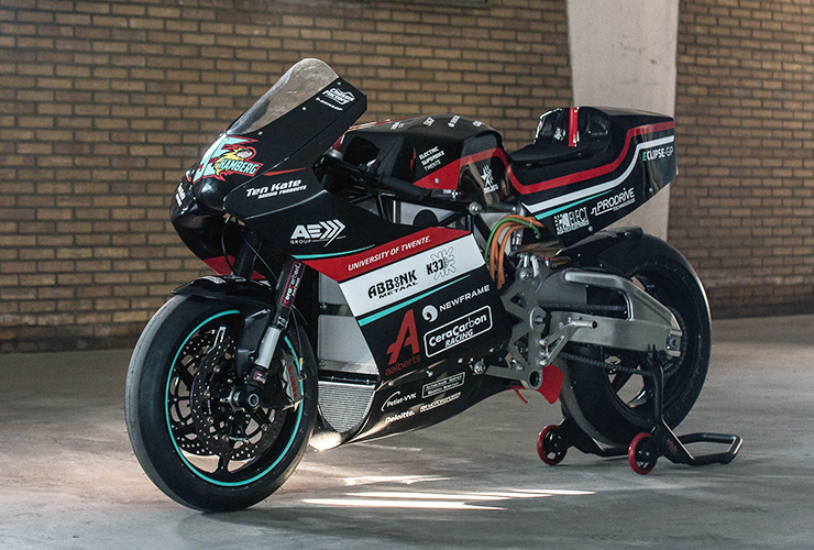 Electric Superbike Twente | Electric Motorcycles News