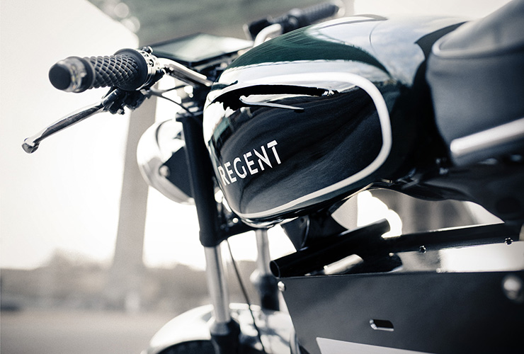 Regent Motorcycles No 1 |Electric Motorcycles News