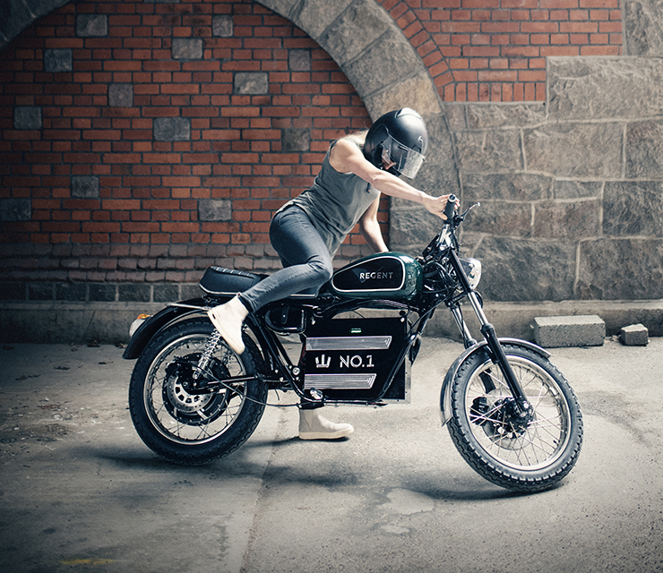 Regent Motorcycles No 1 | Electric Motorcycles News