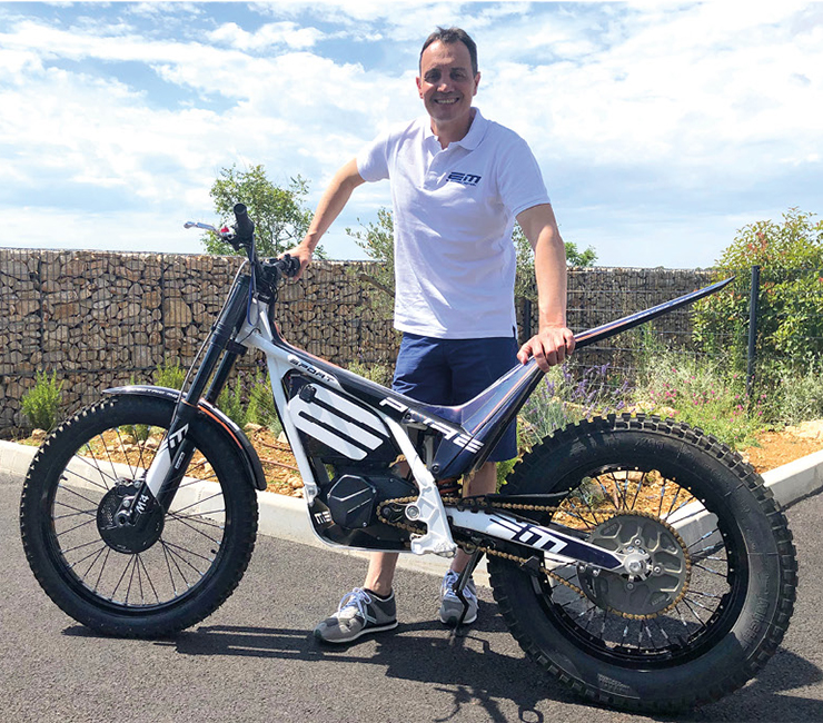 Marc Colomer | Electric Motion | Electric Motorcycles News