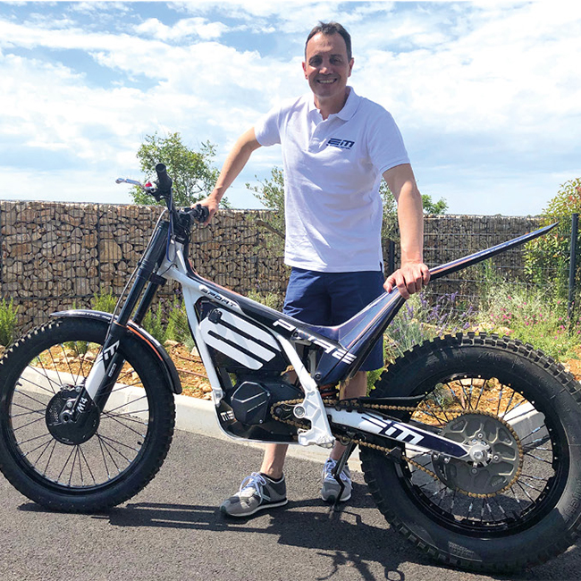 Marc Colomer |Electric Motion | Electric Motorcycles News