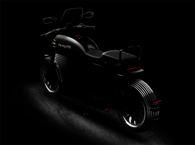 Blacksmith B2 Model | Electric Motorcycles News