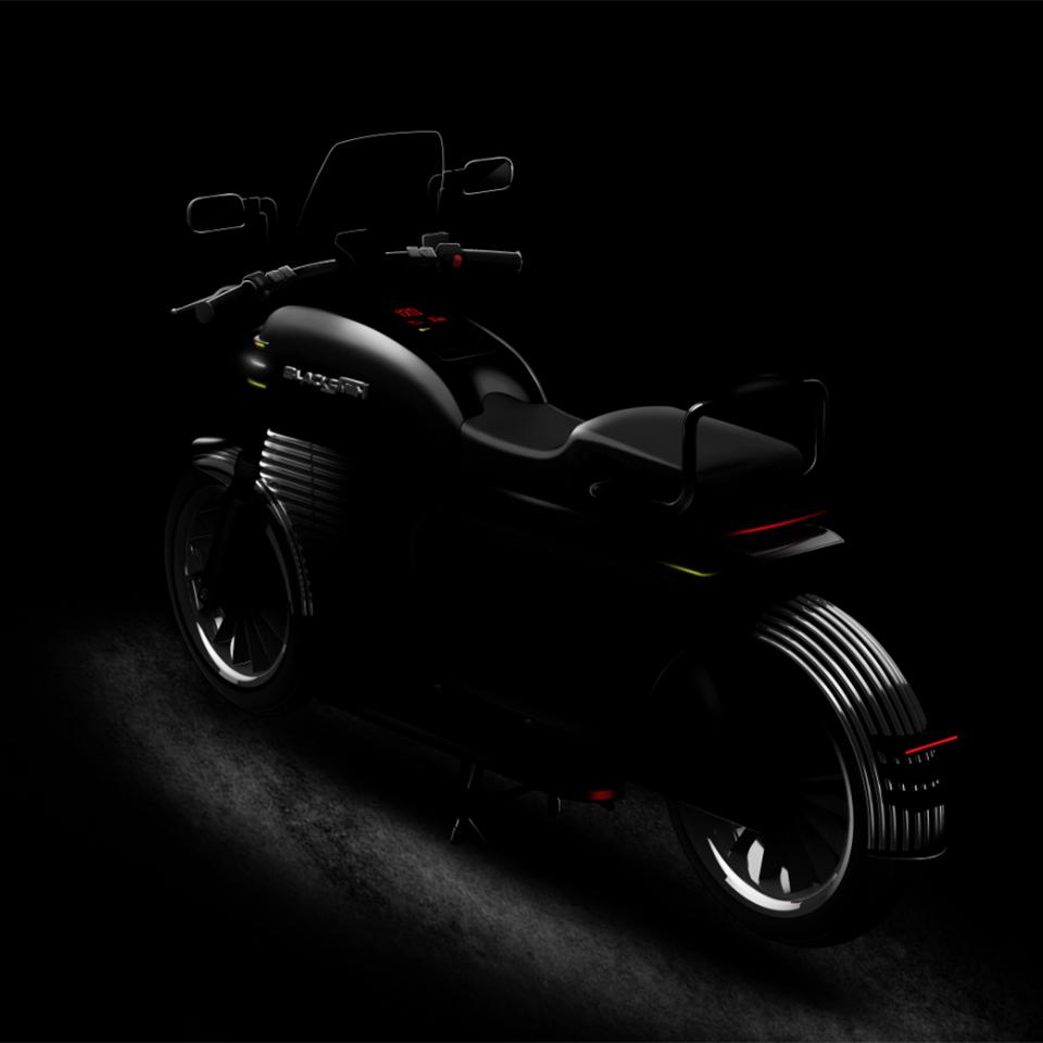 Blacksmith B2 Model |Electric Motorcycles News