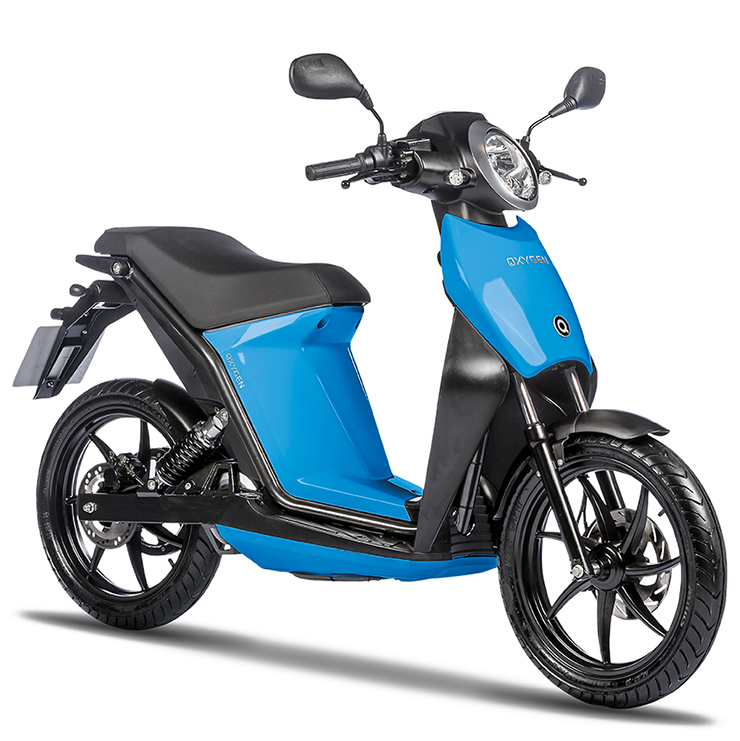 Quadro Vehicles | Oxygen |  Electric Motorcycles News