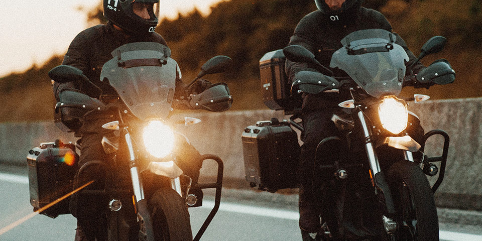 The Turner Twins |Zero Motorcycles |Electric Motorcycles News