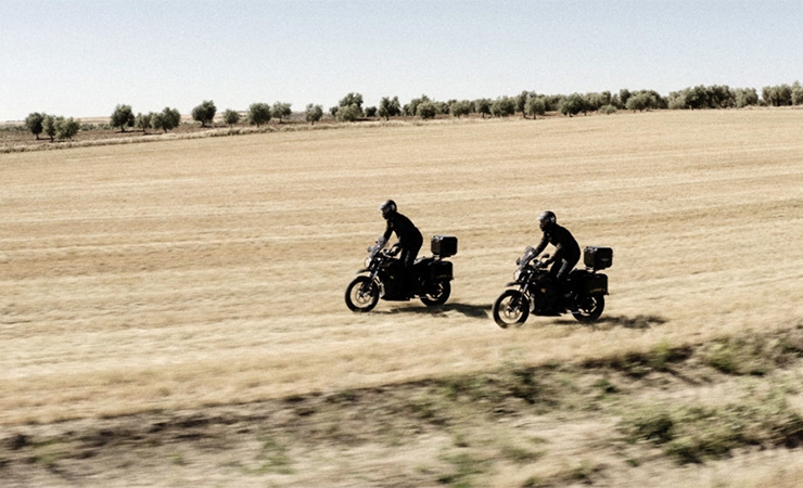 The Turner Twins | Zero Motorcycles | Electric Motorcycles News