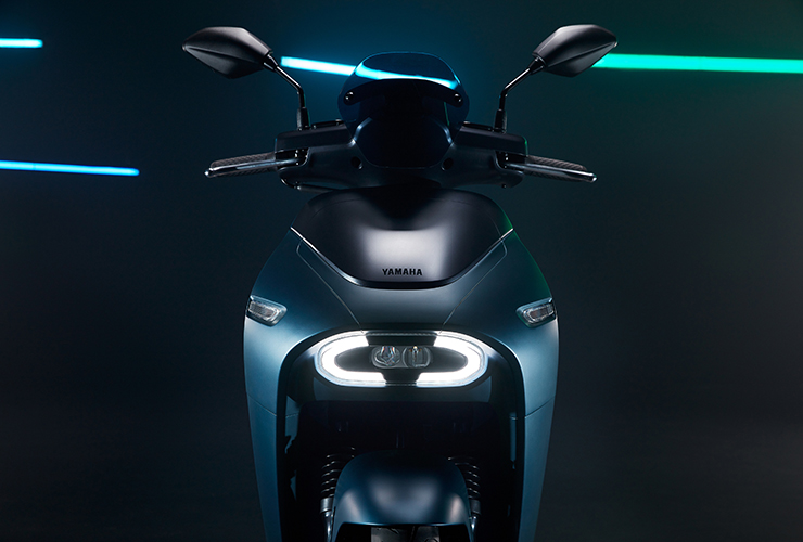 Yamaha EC05 - Gogoro | Electric Motorcycles News
